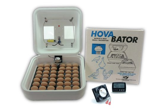 HovaBator Advanced Egg Incubator Combo Review