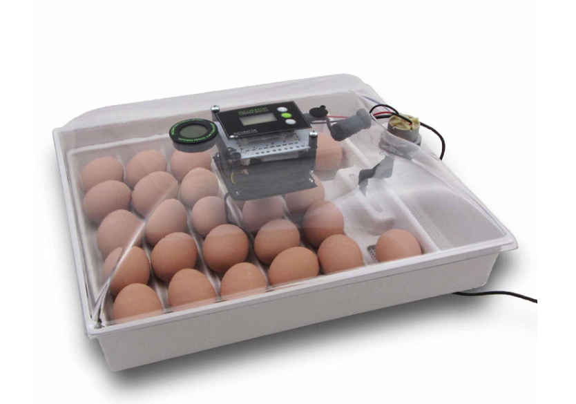 IncuView All-In-One Automatic Egg Incubator