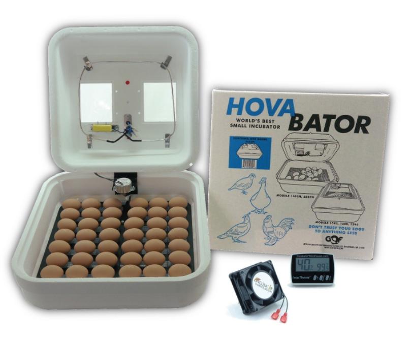 HovaBator Advanced Egg Incubator